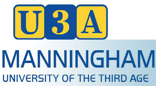 Manningham U3A Incorporated